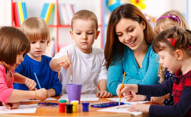 Career in Early Childhood Education