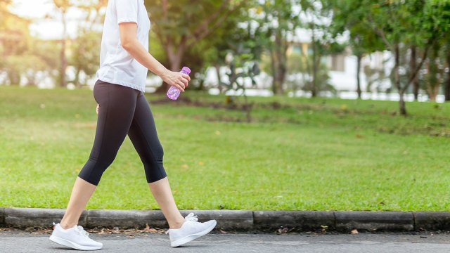 Walking for Fitness, Health and Weight Reduction