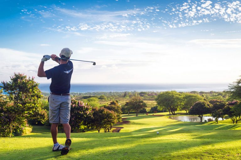 Are You Interested in a Golfing Holiday?