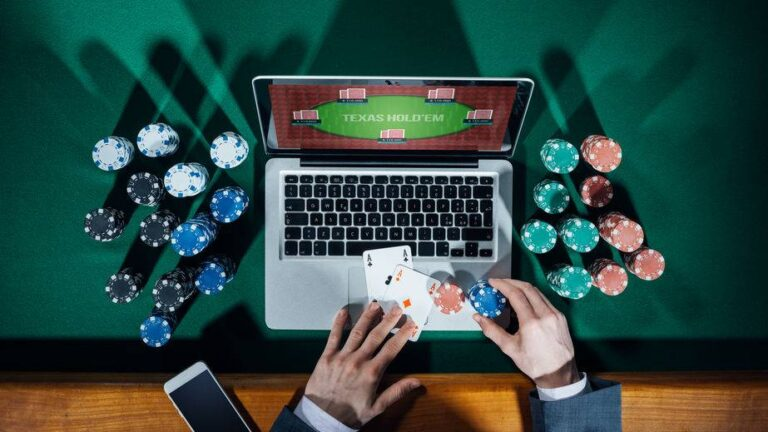 Want To Test Your Betting Skill? Try Out Online Poker!!