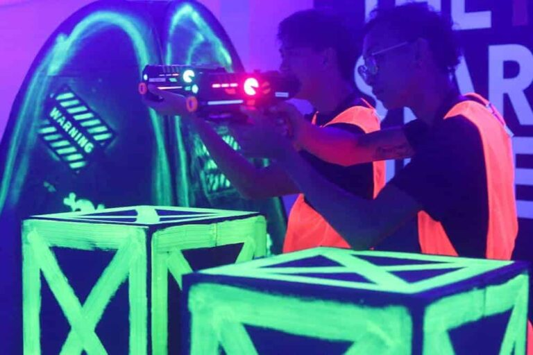 Tips to Help You Start Laser Tag Business
